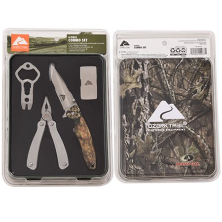 Ozark Trail Knife Set, 4 Count