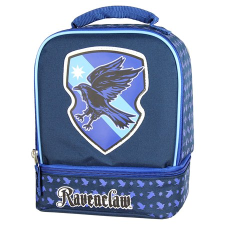 Harry Potter Lunch Box Gryffindor Slytherin Ravenclaw