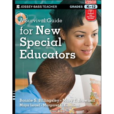 Jossey-Bass Teacher Survival Guides: A Survival Guide for New Special Educators, Grades K-12 - Halloween Survival Kit For Teachers