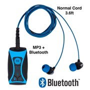 Best Waterproof MP3 Players - 100% Waterproof Stream MP3 Music Player with Bluetooth Review