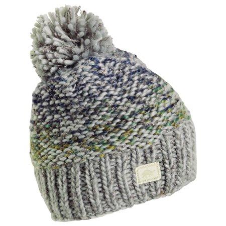 Turtle Fur Firefly Women's Relaxed Fit Hand Knit Winter Hat Lined w/ Fleece (Firefly Winter)