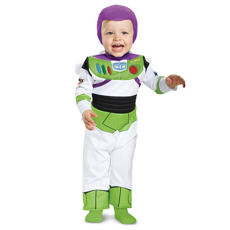 Divergent Four Halloween Costumes (Toy Story 4 Infant Deluxe Buzz Lightyear Halloween Costume)