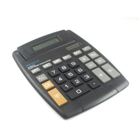 Calculator 8 Digit Big Display Large Button Adjustable Lcd Screen 5 5  X 7 5