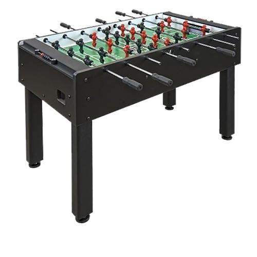 Foosball Table in Black Finish by Shelti - Foos 200
