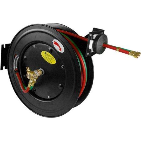 Retractable Gas Welding Hose -