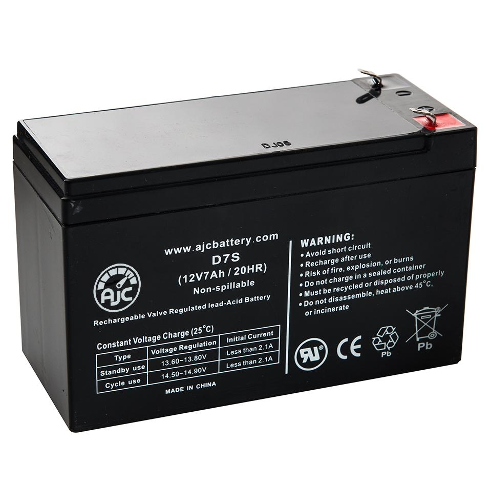 Dell 1000W K788N 12V 7Ah UPS Battery This is an AJC Brand Replacement