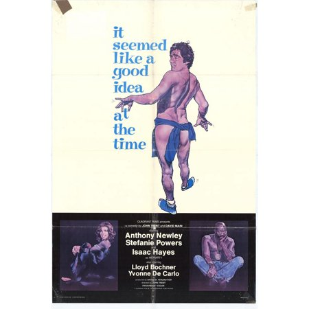 It Seemed Like a Good Idea at the Time - movie POSTER (Style A) (11