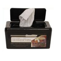 CLEANER COUNTERTOP WIPES 50 CT