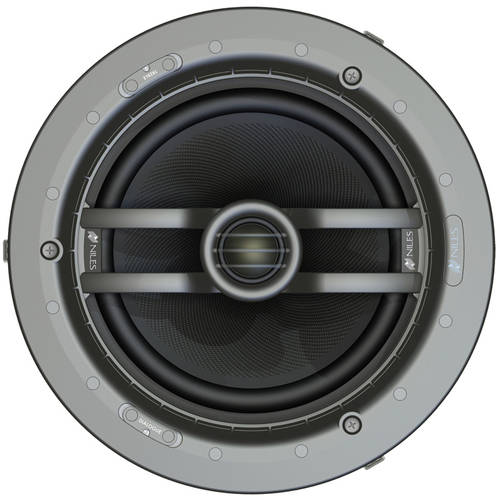 "Niles CM8PR 8"" 2-Way Ceiling-Mount Performance Loudspeaker with Pivoting Tweeter"