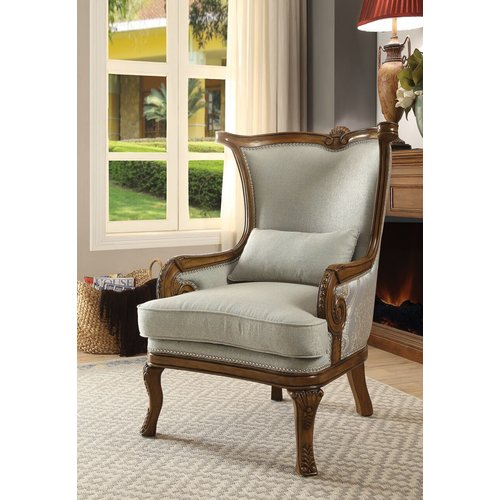 Darby Home Co Wilcox Wingback Chair