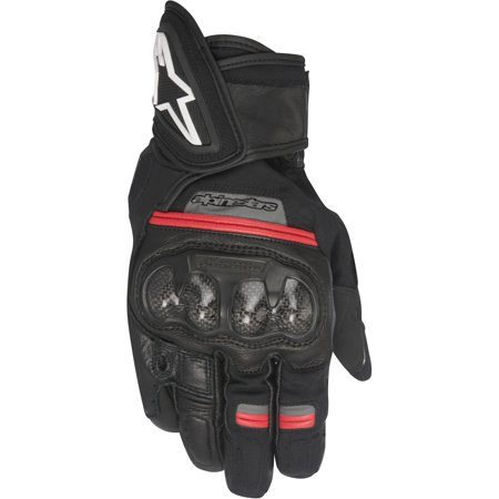 Alpinestars Rage Drystar Performance Riding Gloves Black/Red