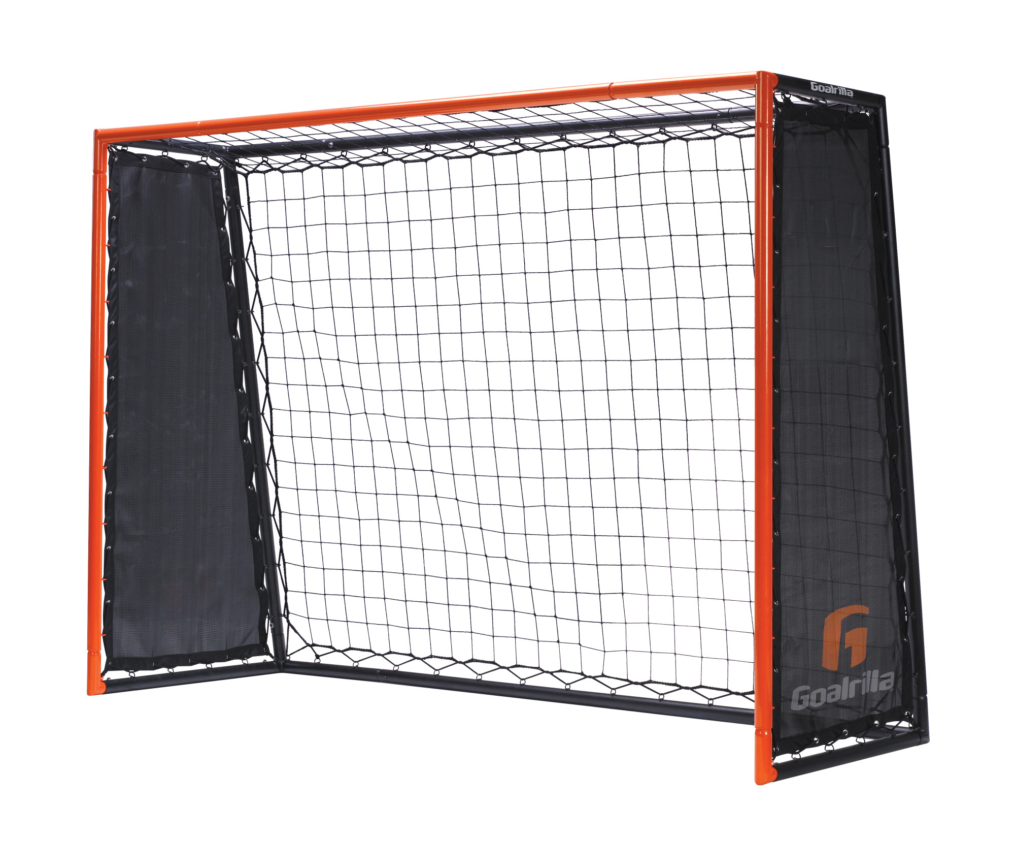 Goalrilla Striker Soccer Rebound Trainer with Double-Sided, Ultra-Responsive Rebounding Net and Goal by Goalrilla