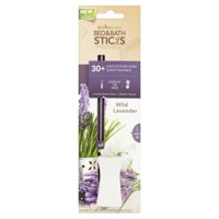Enviroscent Bed & Bath Sticks Wild Lavender Fragranced Sticks, 0.8 oz, 4 count