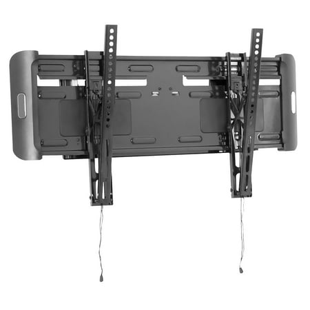 Version Lcd - PYLE PSW651LT1 - Universal Easy Touch TV Tilting Wall Mount - fits virtually any 37'' to 55'' TV including the latest Plasma, LED, LCD, 3D, Smart & other flat panel versions