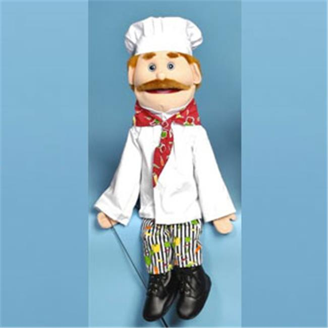 Sunny Toys GS4305 28 inch Dad Chef, Full Body Puppet by Sunny Toys