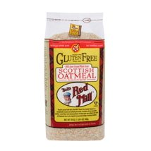 Oatmeal: Bob's Red Mill Scottish Oatmeal Gluten Free
