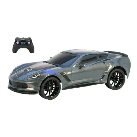 Corvette Earring - New Bright 1:12 RC Chargers Corvette Grand Sport