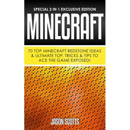 Minecraft : 70 Top Minecraft Redstone Ideas & Ultimate Top, Tricks & Tips To Ace The Game Exposed! - eBook](Minecraft Halloween Ideas)