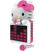 Hello Kitty Karaoke System with LED Light Show