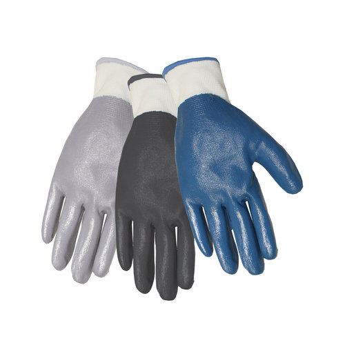 Midwest Quality Gloves, Inc. Men's Grip Mate Nylon Gloves