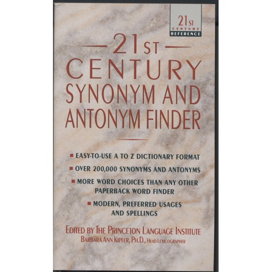 21st century synonym and antonym finder walmart stopboris Image collections