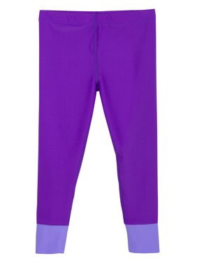 Tuga Girls Swim Legging (UPF 50+), Play, 6/7 yrs