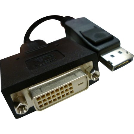 DisplayPort Male to DVI-D Female Adapter