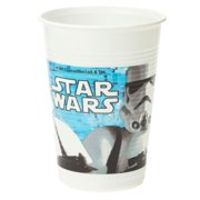 Star Wars  Plastic 6.7oz Cups (8 Pack) - Party Supplies