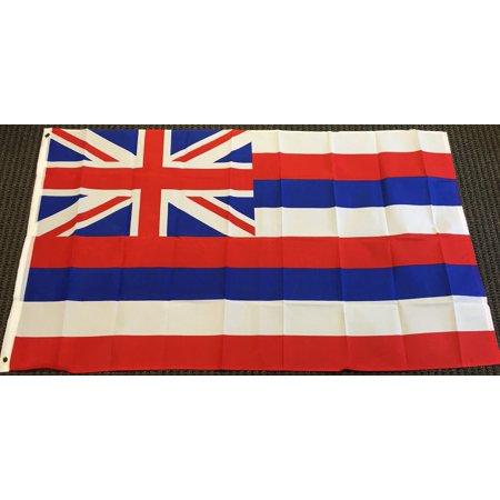 Hawaii Flag HI State Banner Hawaiian Pennant 2x3 foot Indoor Outdoor 24x36 inch
