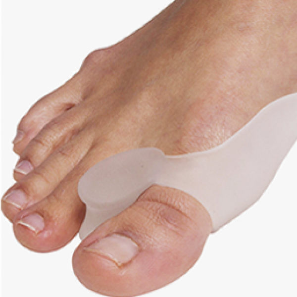 DR ROGO Bunion Relief 2 Big Toe Protectors For Bunions Treatment Bunion Gel Toe Separators, Spacers, Straightener