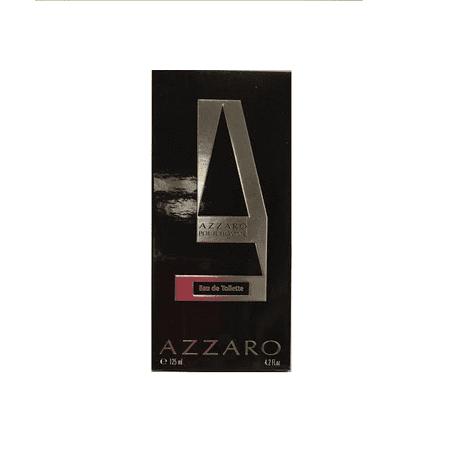 AZZARO POUR HOMME 4.2 oz EDT Splash Men's Cologne 120 ml VINTAGE NIB