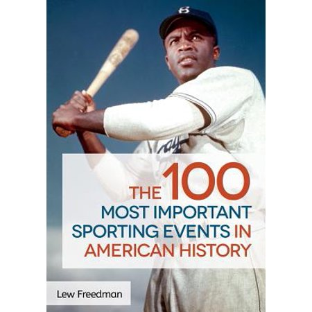 The 100 Most Important Sporting Events in American History - - Cowbells For Sporting Events