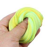 Siaonvr Beautiful Color Cloud Slime Putty Scented Stress Kids Clay Toy A