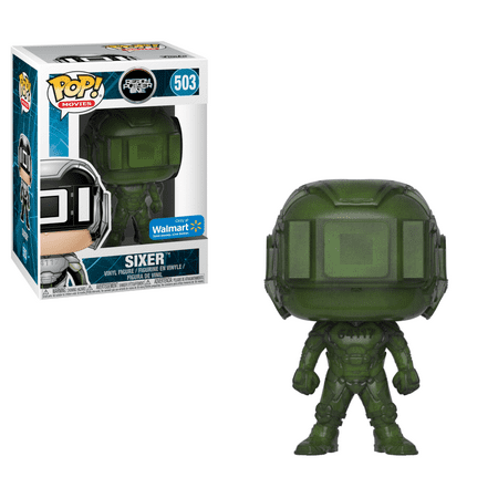 Funko POP! Movies: Ready Player One - Sixer (Jade) (styles may vary) Walmart Exclusive