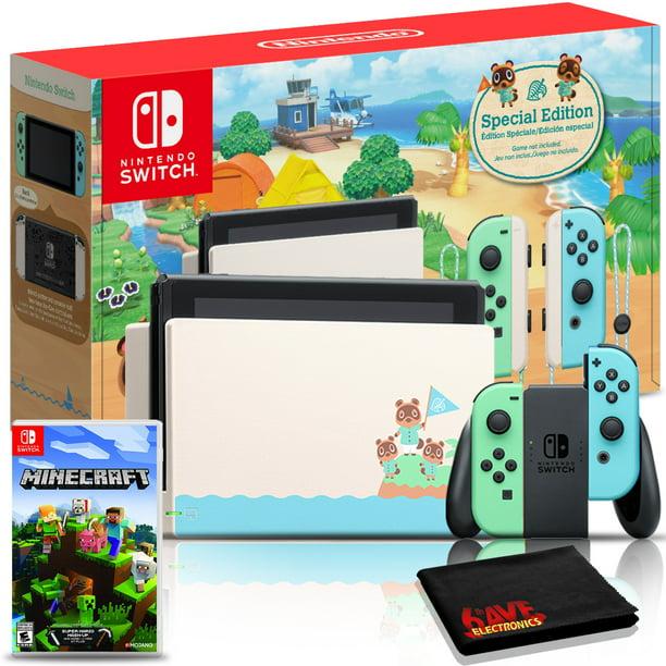 Nintendo Switch Animal Crossing: New Horizons Console ...