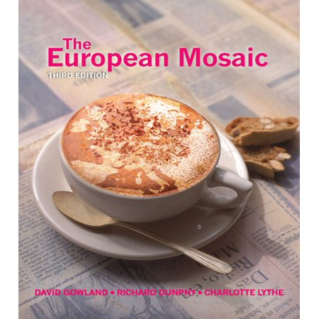 - The European Mosaic - eBook