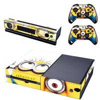 Intelligent Arsenal Crest Xbox One Console Skin 2x Controller Stickers Decal Faceplate Pad Video Game Accessories
