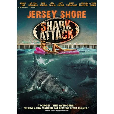 Jersey Shore Shark Attack (DVD) - Shark Movies 2017 List