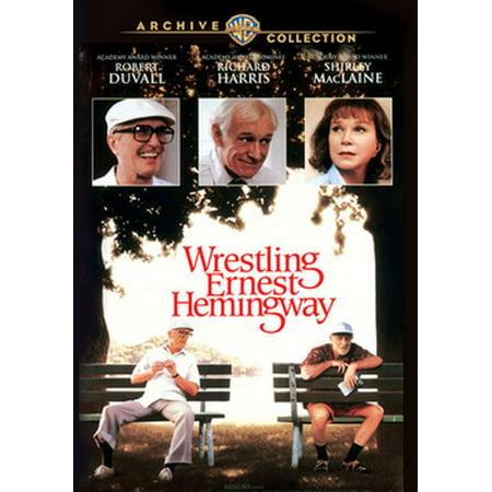 Wrestling Ernest Hemingway (DVD)
