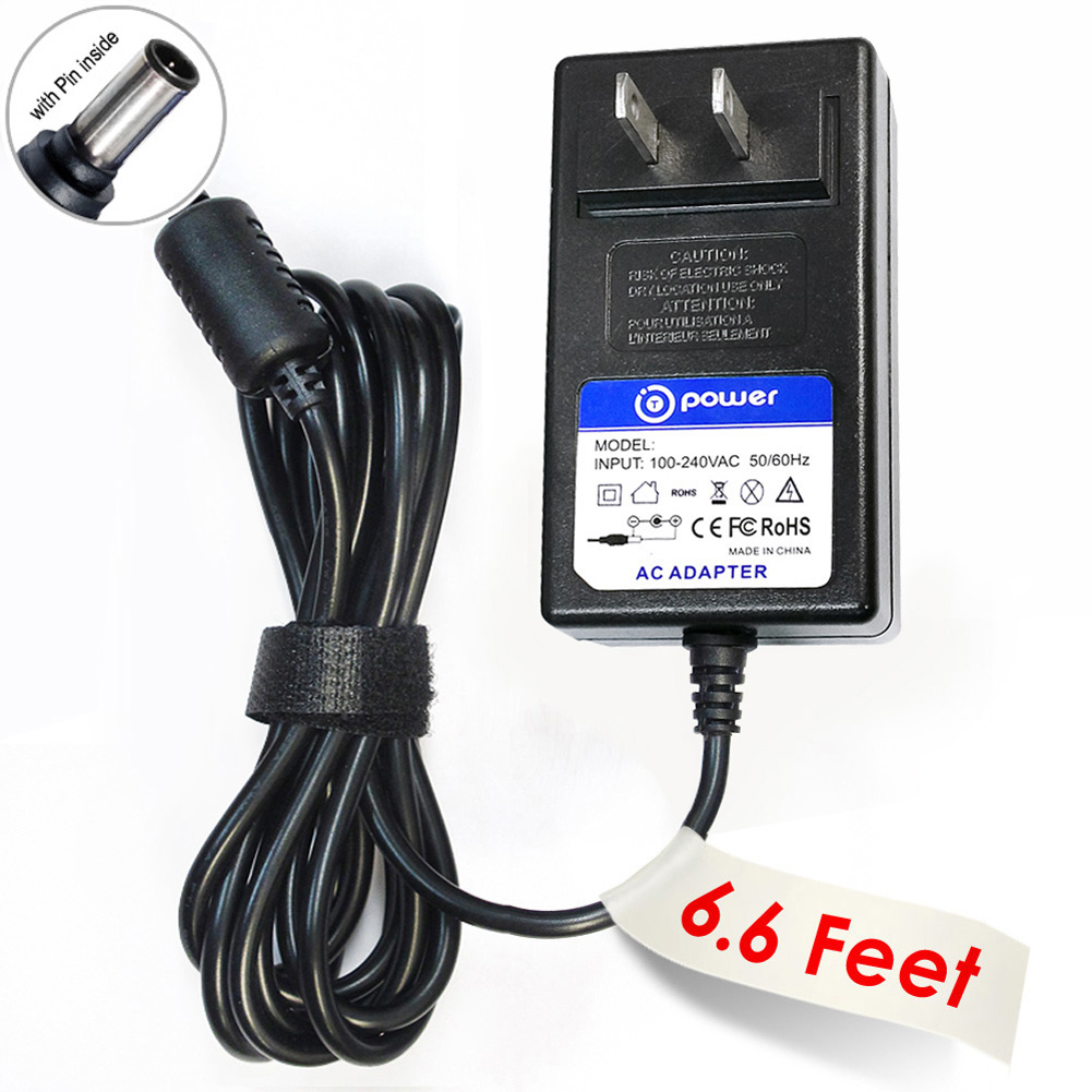 T-Power ((6.6ft Long Cable)) Ac Dc adapter Charger for Samsung Model P/N: BN44-00799A A6024_FPN / BN44-00862A A-6024 FPN Switching Power supply Mains PSU