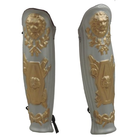 Foam Armor EVA Adult Roman Soldier Costume Leg Guard Greaves](Roman Solider Costume)