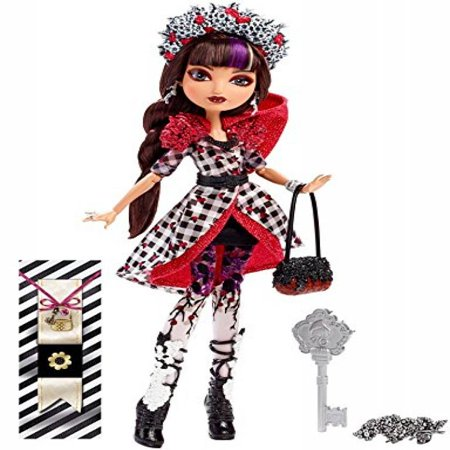 Ever After High Spring Unsprung Cerise Hood Doll
