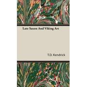 Late Saxon and Viking Art