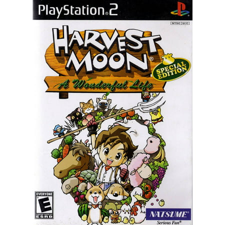 Harvest Moon: A Wonderful Life PS2 ()