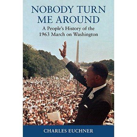 Nobody Turn Me Around - eBook (Bee Gees Turn Around Look At Me)