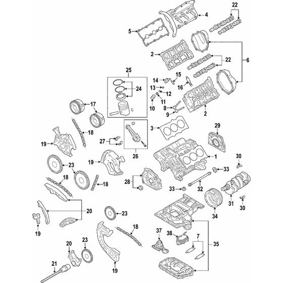 2015 Audi Q5 Engine Diagram - Wiring Diagrams