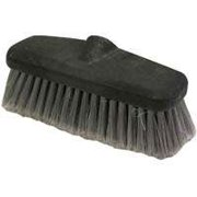 Quickie 231GM-14 Washing Brush, 8-1/2 in OAL, 2-1/2 in OAW, 2 in L Trim, Flow-Thru Handle
