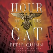 Hour of the Cat - Audiobook