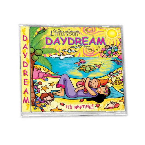 Wai Lana Little Yogis Kids Daydream CD