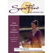 SURA FLOW YOGA-DEEP RELAXATION & GUIDED MEDITATION FOR BEGINNERS (DVD) (DVD)